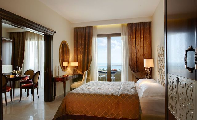 Pomegranate Wellness Spa Hotel - obiteljski suite