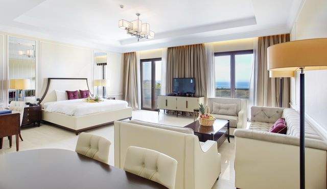 Pomegranate Wellness Spa Hotel - junior suite superior